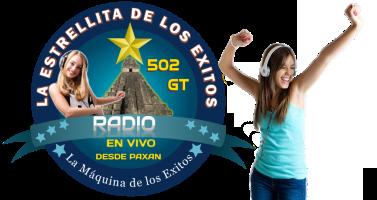 RADIO LA ESTRELLITA DE LOS EXITOS